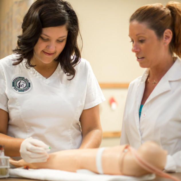 Nursing school admission requirements