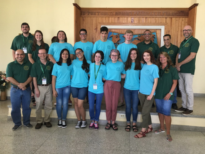 Veritas Theology Institute at Huntington University Cuba Group