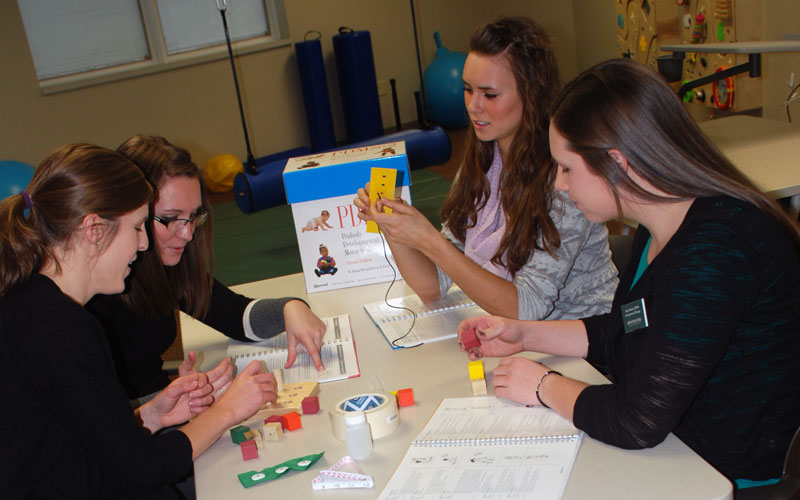 Occupational Therapy Assistant training program
