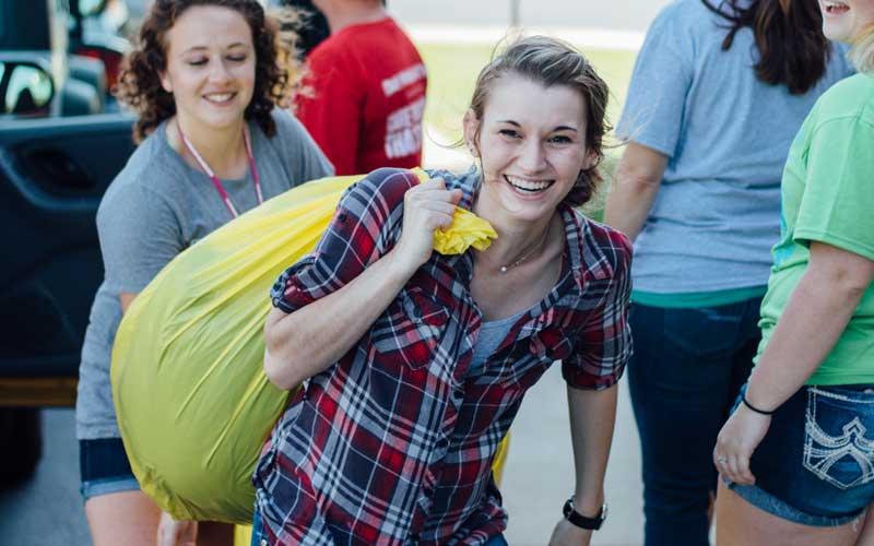 New Student Orientation | Huntington University, a ...