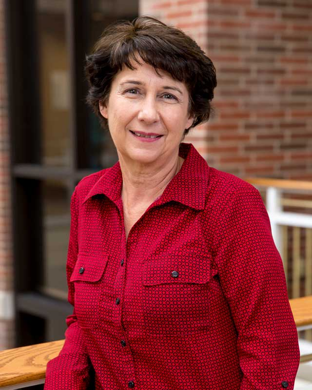 Accounting professor Anita Wickersham