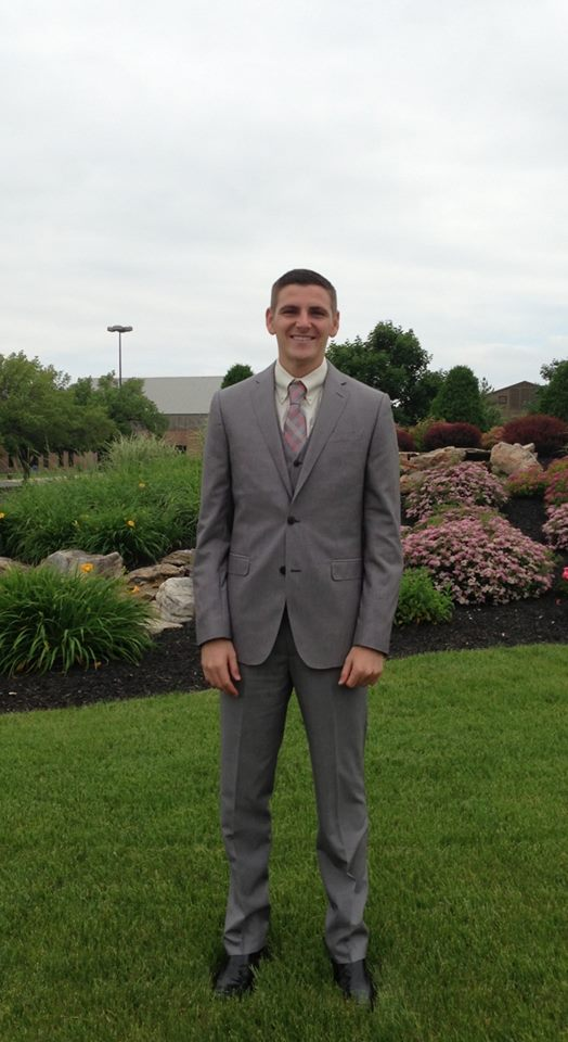 Coach Jake Essig earned his recreation management degree from Huntington University, a Christian college.